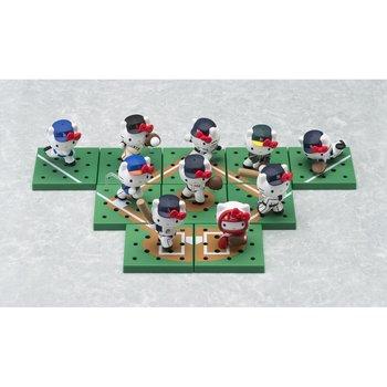 Nendoroid Plus: Major League Baseball / Hello Kitty Box Set   Tokyo ...