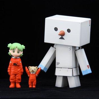 K Danboard 005 Snowman W Yotsuba Set Yotsuba