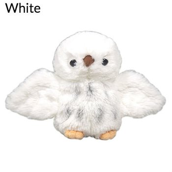 Fluffies Small Owl Plush Tokyo Otaku Mode Shop