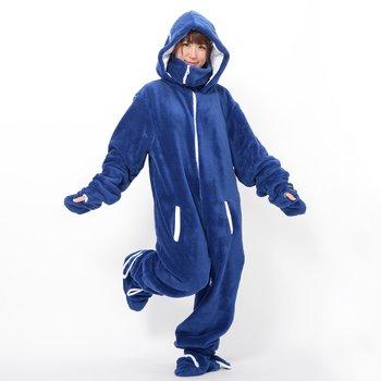 damegi blanket pajamas tokyo otaku mode shop