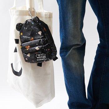 Rilakkuma in Space Mini Backpack 4 caf8714b94ca4