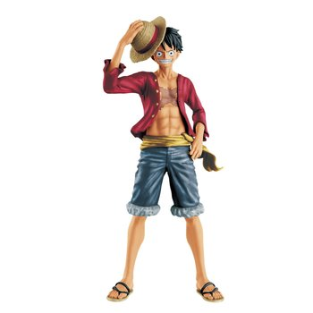 One Piece Monkey D  Luffy Memory Figure
