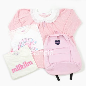 picture of milklim Coordinate Pack (Light Pink) 1