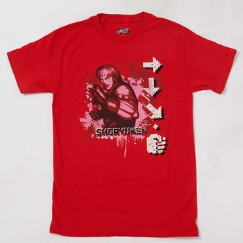 8d1d0552 Super Street Fighter Ken Shoryuken T-Shirt | Tokyo Otaku Mode Shop