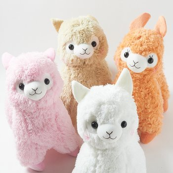 Natural Alpacasso Alpaca Plush Collection Big Tokyo Otaku Mode Shop