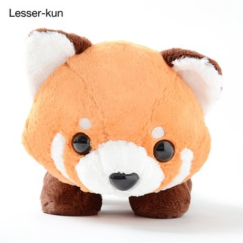 Lesser Panda No Akachan Red Panda Plush Collection Big Tokyo