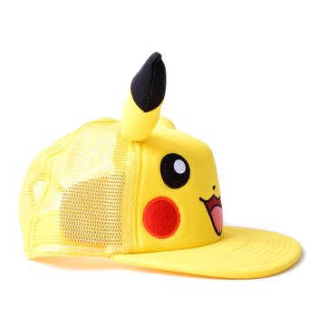 b135b615e5c Pokémon Pikachu Big Face Hat with Ears 2