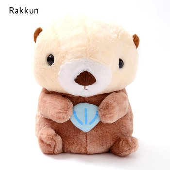 Mucchiri Rakkun Otter Plush Collection Big Tokyo Otaku Mode Shop