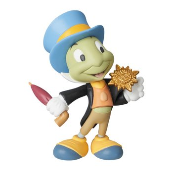 ultra detail figure disney series 6 pinocchio jiminy cricket