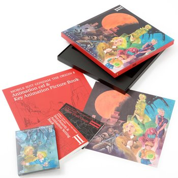 Mobile Suit Gundam: The Origin Vol  2 Blu-ray Disc Collector's Edition