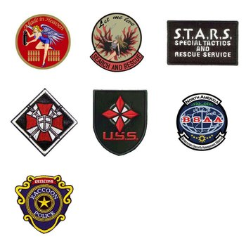 Resident Evil Patch Collection Tokyo Otaku Mode Shop