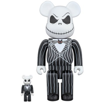 berbrick the nightmare before christmas jack skellington 100 400 - Jack From Nightmare Before Christmas