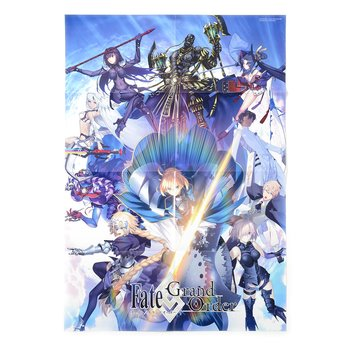 Type-Moon Ace Fate/Grand Order Official Guide Book