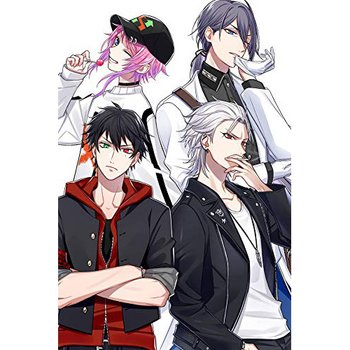 Hypnosis Mic -Before the Battle- The Dirty Dawg Vol  1 Limited Edition w/ CD