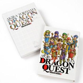 akira toriyama dragon quest illustrations tokyo otaku mode shop