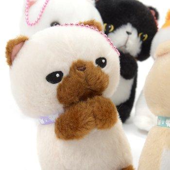 Onedari Munchkin Cat Plush Collection (Ball Chain) | Tokyo Otaku ...