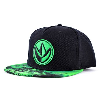 4645f5df0 Power Rangers Green Sublimated Bill Snapback
