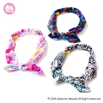 6%DOKIDOKI Ribbon Hairband  7a4ff77a531