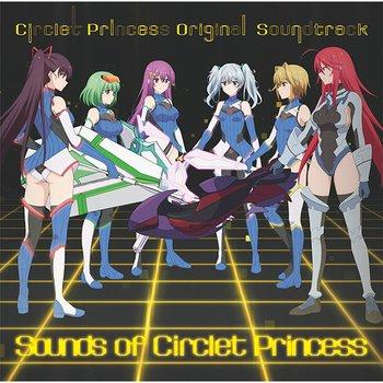 Tv Anime Circlet Princess Original Cd Soundtrack 2 Disc Set