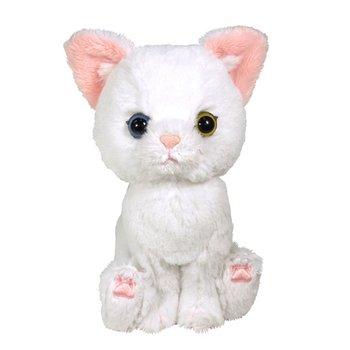 Kitten Plush  White Cat 1 0c3ab603abd9
