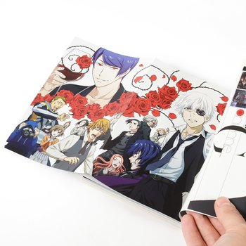 OFFICIAL ANIME BOOK NEW TOKYO GHOUL