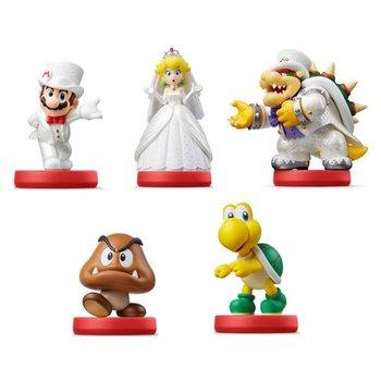 Super Mario Odyssey amiibo set