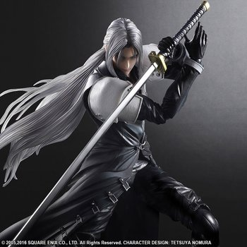 Play Arts Kai Final Fantasy Vii Advent Children Sephiroth Tokyo