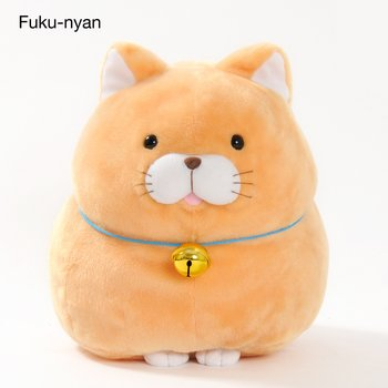 Hige Manjyu Cat Plush Collection Big Tokyo Otaku Mode Shop