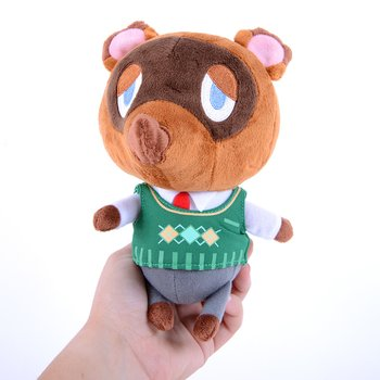 Tom Nook 7 Plush Animal Crossing Tokyo Otaku Mode Shop