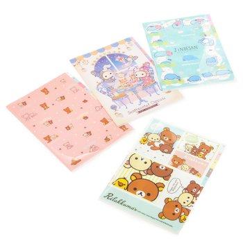 66d6a5d2f2d San-X 5-Pocket Index Folders | Tokyo Otaku Mode Shop