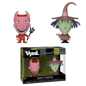 vynl the nightmare before christmas lock and shock - Lock The Nightmare Before Christmas