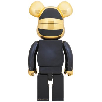 20d8673f BE@RBRICK Daft Punk Guy-Manuel de Homem-Christo RAM Ver. 1000 ...