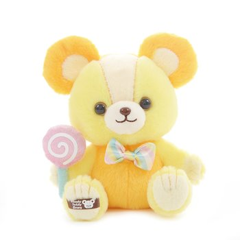 candy teddy bears colorful pop plush collection standard tokyo