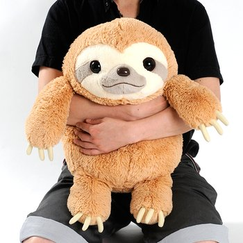 Namakemono No Mikke Sloth Plush Collection Big Tokyo Otaku Mode Shop