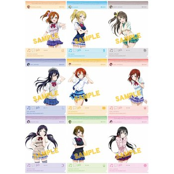 e7a32ffed02dc Love Live! School Idol Project Clear File Collection Vol. 2 | Tokyo ...