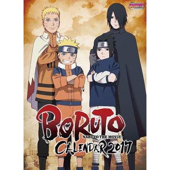 boruto naruto the movie 2017 calendar tokyo otaku mode shop