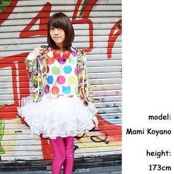 aee64e43 ACDC RAG Big Polka Dot T-Shirt | Tokyo Otaku Mode Shop