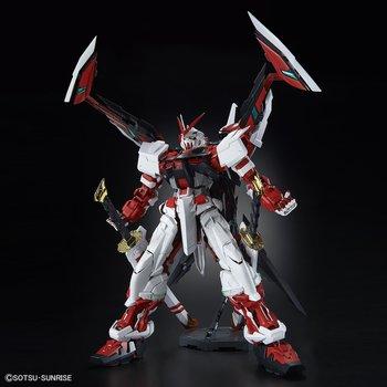 4c94596fe1bd PG 1 60 Gundam Seed VS Astray Gundam Astray Red Frame Kai
