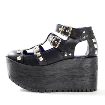 8cfa4887497 YOSUKE USA Platform Chunky Sandal 3