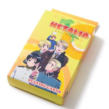 Hetalia Axis Powers Poker Playing Cards Sonstige