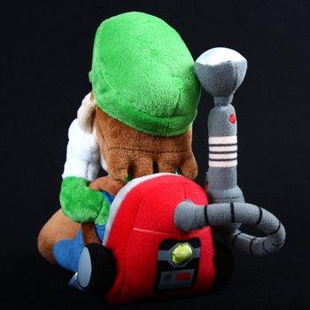 Luigi With Strobulb Plush Luigis Mansion Dark Moon Tokyo Otaku