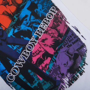 a45bf24d3 Cowboy Bebop Spike Juniors' Sublimation T-Shirt   Tokyo Otaku Mode Shop