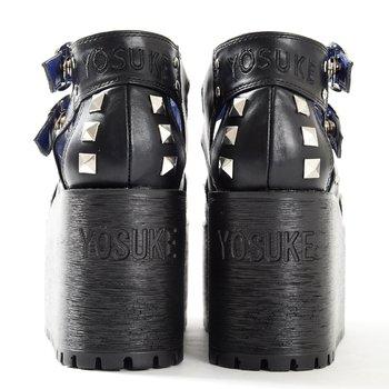 d162e2c392b YOSUKE USA Platform Chunky Sandal 4