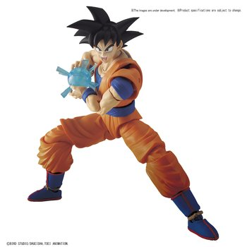 figure rise standard dragon ball z goku tokyo otaku mode shop
