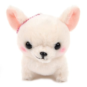 Muchimu Chihuahua Dog Plush Collection Ball Chain Tokyo Otaku