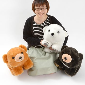 Marukuma Polar Bear Plush Collection Big Tokyo Otaku Mode Shop