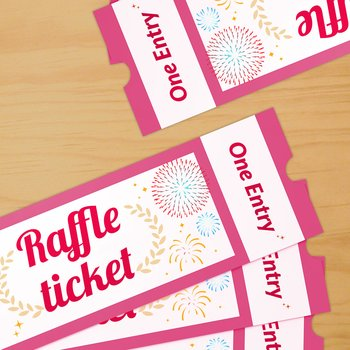 RAFFLE TICKET] New Year\'s Countdown Edition | Tokyo Otaku Mode Shop