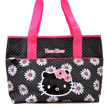 dc432b8b5b87 Hello Kitty Daisy Shoulder Tote Bag 1