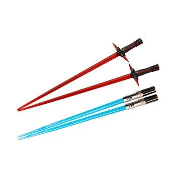 Star Wars Lightsaber Chopsticks: Kylo Ren & Rey Battle Set 1
