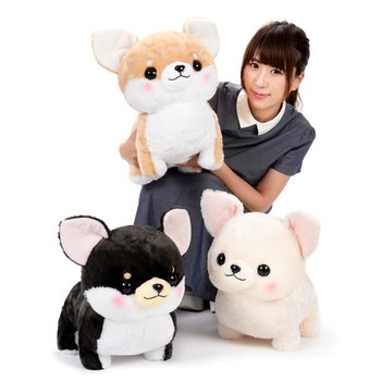 Muchimu Chihuahua Dog Plush Collection Big Tokyo Otaku Mode Shop